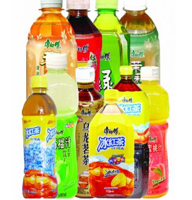 Beverage Bottle Label